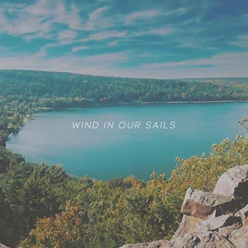 آهنگ Wind in Our Sails موسیقی پست راک رویایی از Always Straight Ahead
