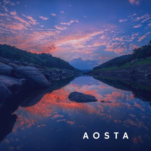 آهنگ You re So Beautiful موسیقی امبینت تامل برانگیز از Aosta