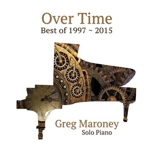 آلبوم Over Time برترین اجراهای پیانو از Greg Maroney