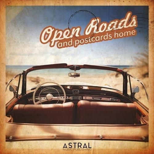 آلبوم Open Roads and Postcards Home موسیقی تریلر با تم کانتری از Joni Fuller