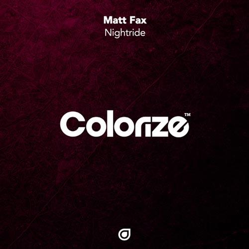 موسیقی ترنس ریتمیک و پرانرژی Nightride اثری از Matt Fax