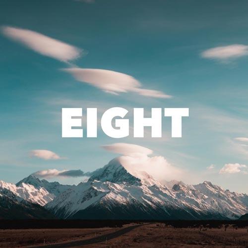 آلبوم Eight موسیقی بی کلام پاپ شاد و مفرح از Morninglightmusic
