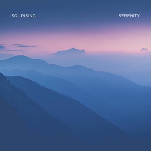 آلبوم Serenity موسیقی داون تمپو زیبایی از Sol Rising