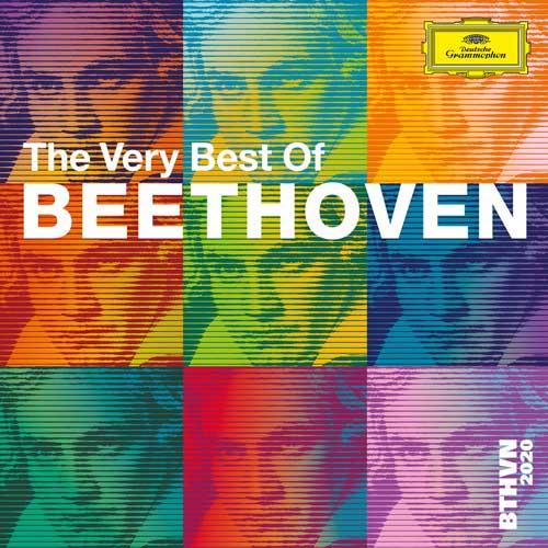 آلبوم Beethoven – The Very Best Of برترین آثار بتهوون از لیبل Deutsche Grammophon