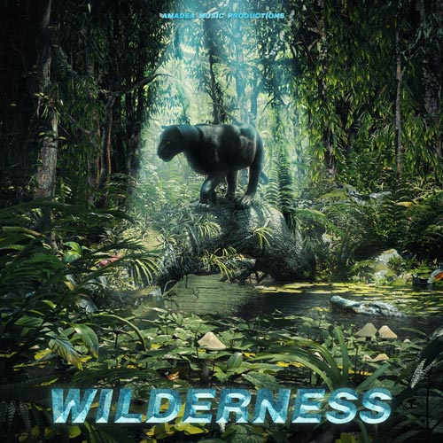 آلبوم Wilderness موسیقی تریلر ارکسترال دراماتیک و عمیق از Amadea Music Productions