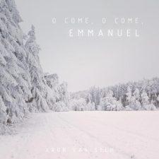 موسیقی پیانو آرامش بخش O Come, O Come, Emmanuel اثری از Aron van Selm