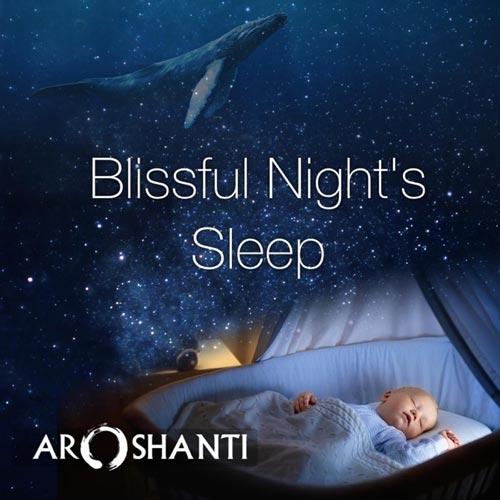 آهنگ Blissful Nights Sleep موسیقی آرامش بخش برای خواب اثری از Aroshanti