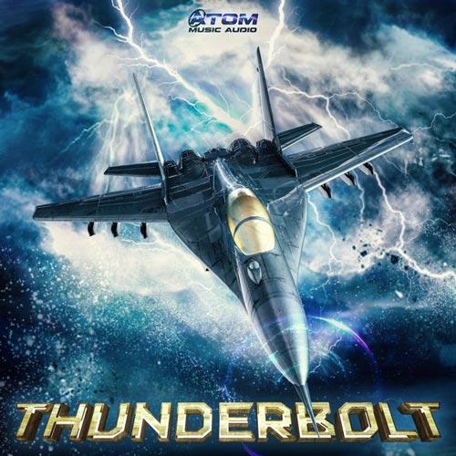 آلبوم Thunderbolt موسیقی حماسی هیجان انگیز و اکشن از Atom Music Audio