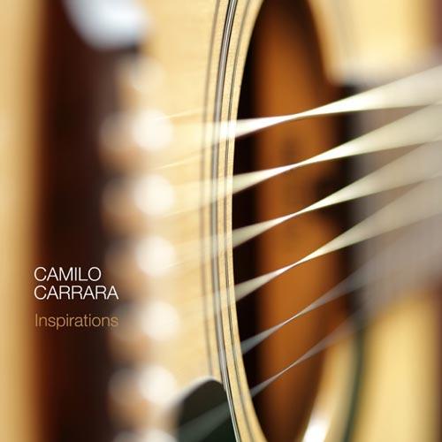 آلبوم Inspirations گیتار کلاسیک آرام و احساسی از Camilo Carrara