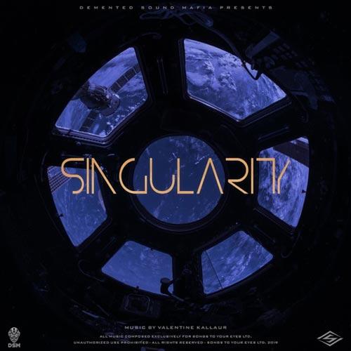 آلبوم Singularity موسیقی حماسی ارکسترال از Demented Sound Mafia