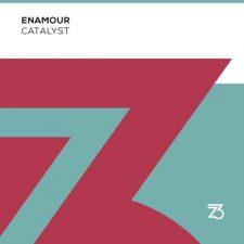 موسیقی پراگرسیو هاوس ریتمیک و پرانرژی Catalyst اثری از Enamour
