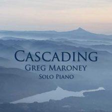 تکنوازی پیانو آرامش بخش Greg Maroney در آهنگ Cascading