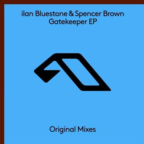 آلبوم Gatekeeper موسیقی ترنس پرانرژی اثری از Ilan Bluestone & Spencer Brown