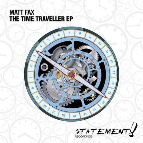 آلبوم The Time Traveller موسیقی پراگرسیو هاوس اثری از Matt Fax
