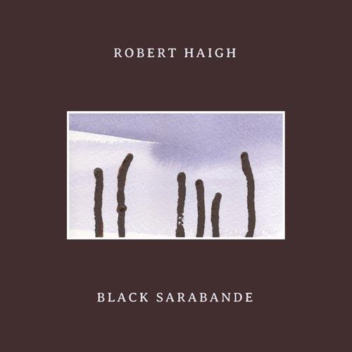 آلبوم Black Sarabande پیانو امبینت رازآلود از Robert Haigh