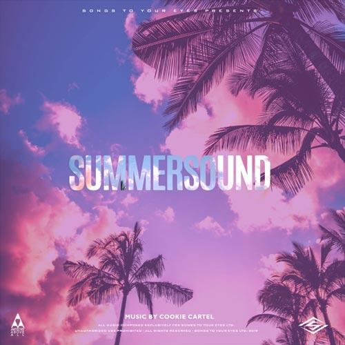 آلبوم SummerSound موسیقی تریلر الهام بخش از Songs To Your Eyes
