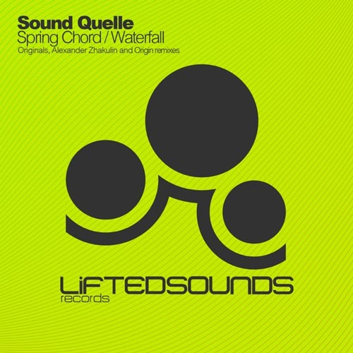 موسیقی ترنس پرانرژی Spring Chord _ Waterfall اثری از Sound Quelle