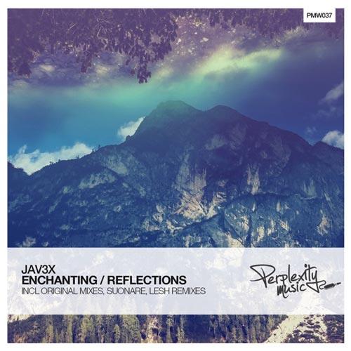 آلبوم Enchanting _ Reflections موسیقی پراگرسیو هاوس اثری از jav3x