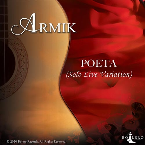 موسیقی گیتار فلامنکو عاشقانه و احساسی Poeta (Solo Live Variation) اثری از Armik