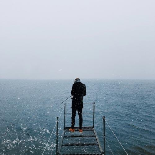 موسیقی بی کلام (Since) You اثری تامل برانگیز از Eik Octobre