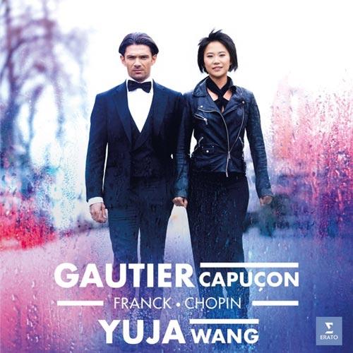 آلبوم Franck & Chopin Cello Sonatas موسیقی کلاسیک زیبایی از Gautier Capucon & Yuja Wang