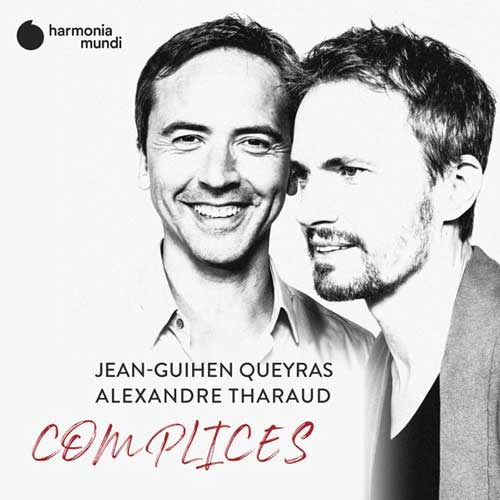 آلبوم Complices موسیقی ویولنسل و پیانو کلاسیک اثری از Jean-Guihen Queyras