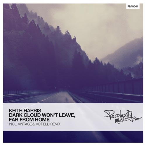موسیقی پراگرسیو هاوس Dark Cloud Wont Leave _ Far From Home اثری از Keith Harris