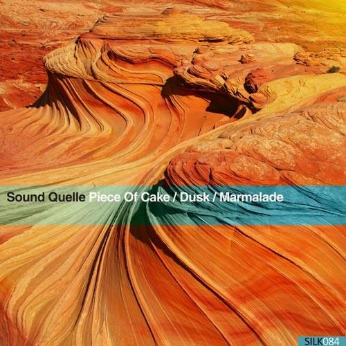 آلبوم Piece of Cake Dusk Marmalade موسیقی ترنس هاوس پرانرژی از Sound Quelle