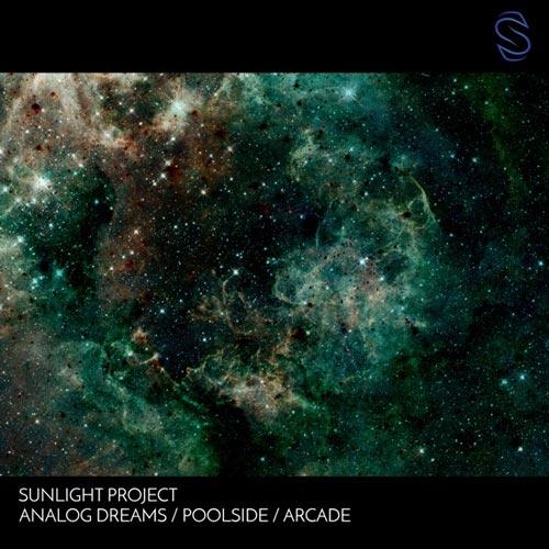 آلبوم Analog Dreams – Poolside – Arcade موسیقی ترنس پرانرژی از Sunlight Project
