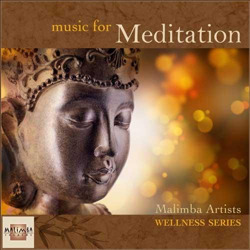 آلبوم Music for Meditation موسیقی برای مدیتیشن از Malimba Artists