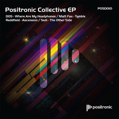 آلبوم Positronic Collective موسیقی ترنس از لیبل Positronic Digital