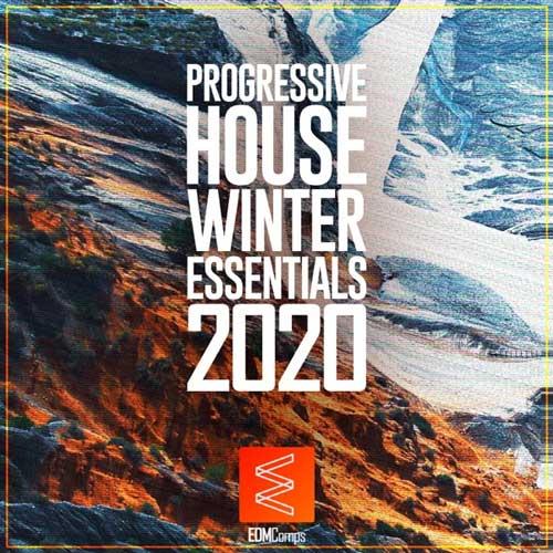 آلبوم Progressive House Winter Essentials 2020 برترین های پراگرسیو هاوس از لیبل EDM Comps