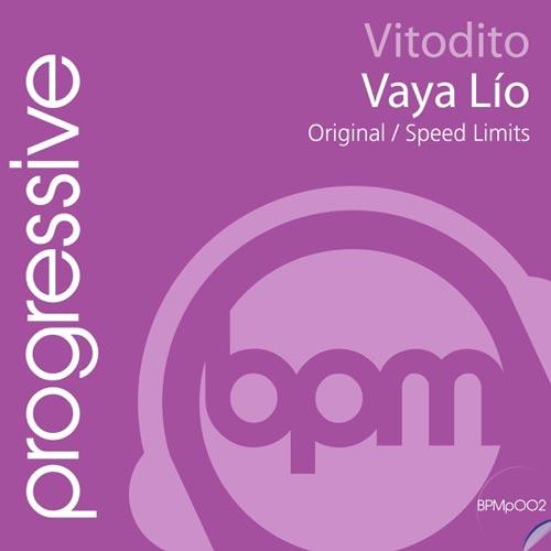موسیقی پراگرسیو هاوس پرانرژی Vaya Lo اثری از Vitodito
