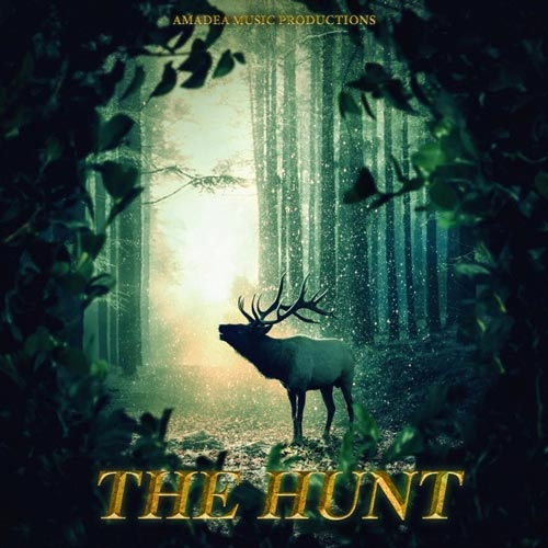 آلبوم The Hunt موسیقی تریلر رازآلود و حزن آلود اثری از Amadea Music Productions