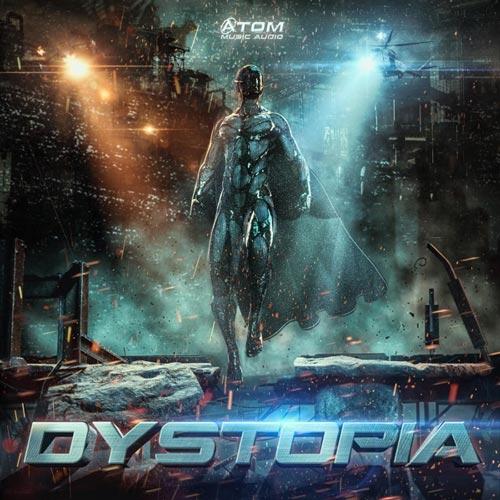 آلبوم Dystopia موسیقی تریلر حماسی و قهرمانانه از Atom Music Audio