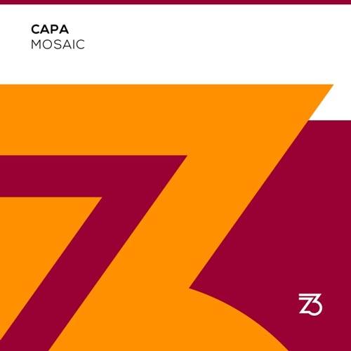 موسیقی پراگرسیو هاوس Mosaic اثری ملودیک و پرانرژی از Capa