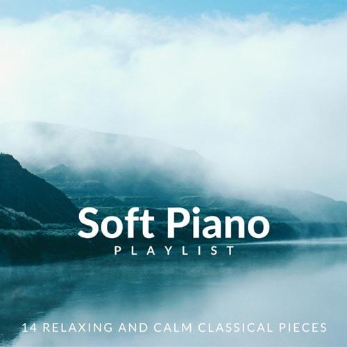 لیست پخش پیانو آرام : 14 قطعه موسیقی کلاسیک آرام و تسکین دهنده