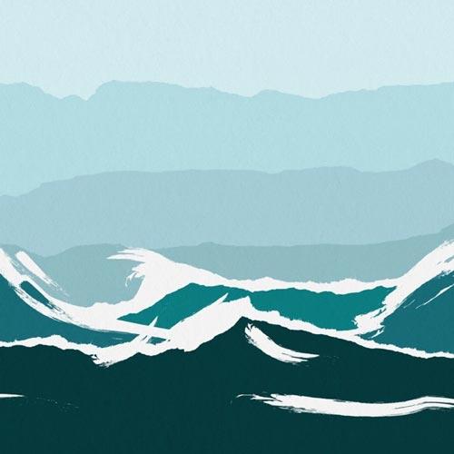 آلبوم Sea موسیقی کلاسیک امبینت تامل برانگیز از Clem Leek