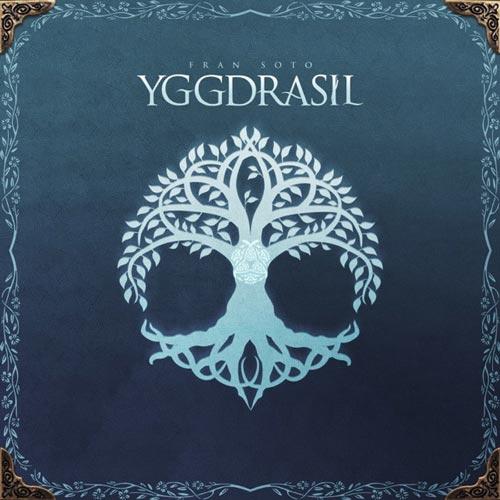آلبوم Yggdrasil موسیقی سلتیک پرشور و هیجان انگیز از Fran Soto