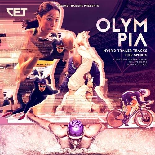 آلبوم Olympia موسیقی تریلر هایبرید برای تیزر ورزشی از Gabriel Saban