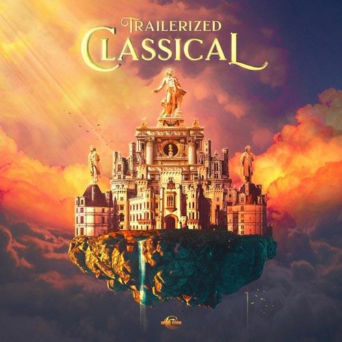 آلبوم Trailerized Classical موسیقی کلاسیک تریلر شده از Gothic Storm