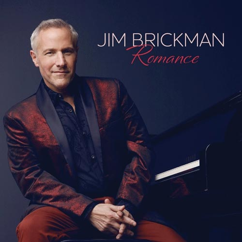 آلبوم Romance تکنوازی پیانو رماتیک و عاشقانه از Jim Brickman