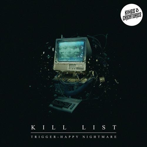آلبوم Kill List موسیقی تریلر هیجان انگیز مناسب تیزر با موضوع جنایی از گروه Kings & Creatures