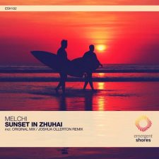 موسیقی پراگرسیو هاوس Sunset in Zhuhai اثری ملودیک از Melchi