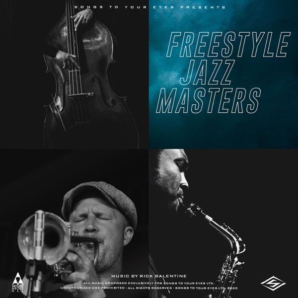 آلبوم Freestyle Jazz Masters (Bluenote Jazz) موسیقی جز مثبت و انرژی بخش از Songs To Your Eyes