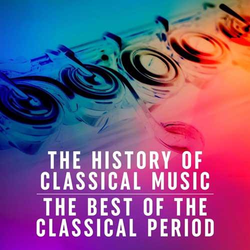 مجموعه تاریخ موسیقی کلاسیک بهترین دوره های کلاسیک از لیبل وارنر موزیک