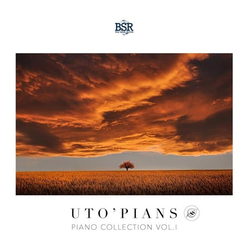 آلبوم Uto'pians پیانو کلاسیک آرامش بخش از لیبل Blue Spiral Records