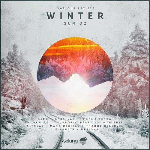 آلبوم Winter Sun 02 موسیقی الکترونیک ملودیک و پرانرژی از لیبل Soluna Music