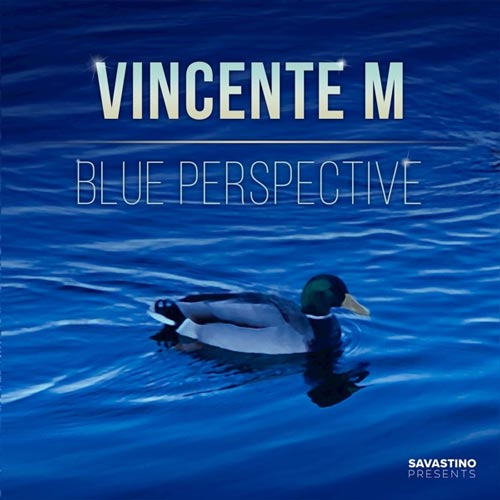 آلبوم Blue Perspective موسیقی پیانو آرام و صلح آمیز از Vincente M