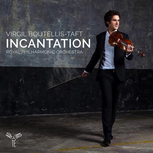 آلبوم Incantation موسیقی ویولن کلاسیک زیبایی از Virgil Boutellis-Taft